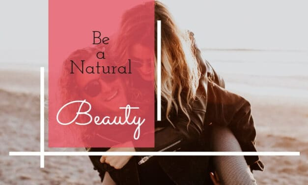 You Look Beautiful: How to Look Good Without Makeup