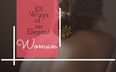 101 Ways of an Elegant Woman