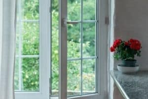 get your home ready for spring - open up with windows