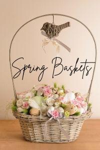spring decor easter