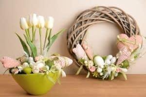spring home decor - start decorating for spring