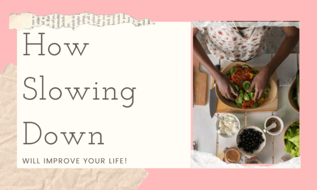 Slow Things :Why You Should Live a Slower Paced Life – The Elegant Podcast 001
